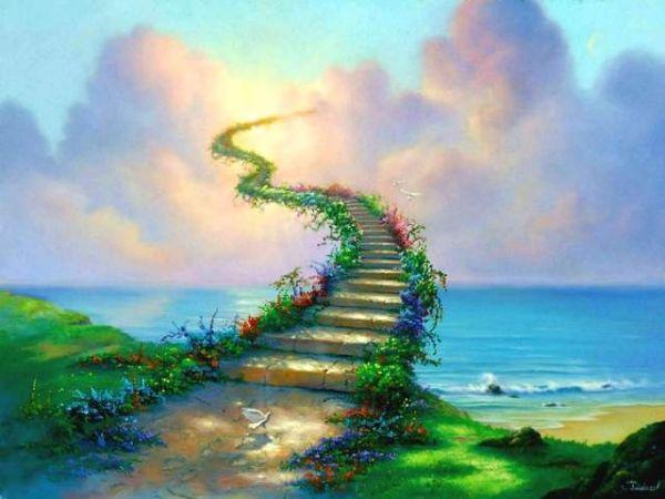 cennet cehennem Cennet ve Cehennem Yaşantısı Hakkında Geniş Bilgi